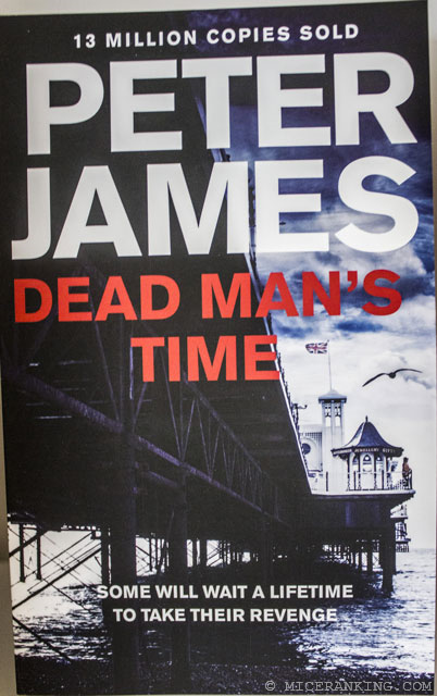 4. Peter James Bestsellers