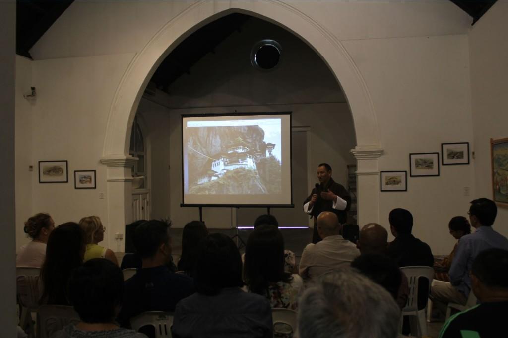Dr. Karma Phuntsho Presentation