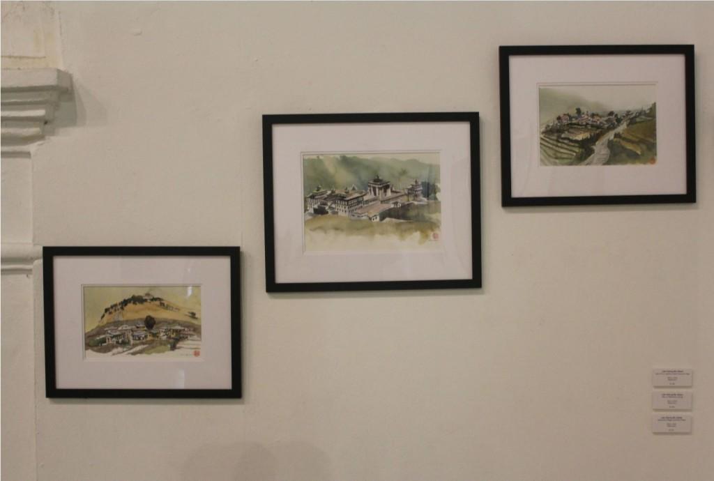 Lian Cherng Zhi, Singapore Artist