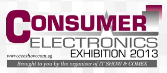 Consumer Electronics Exhibition 2013 - Logo
