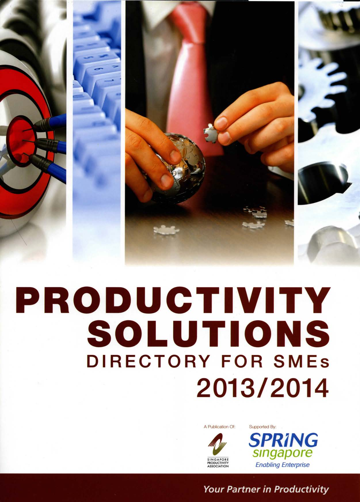 Productivity Solutions for SMEs [Directory]