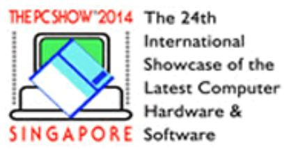 The PC Show 2014 - Logo