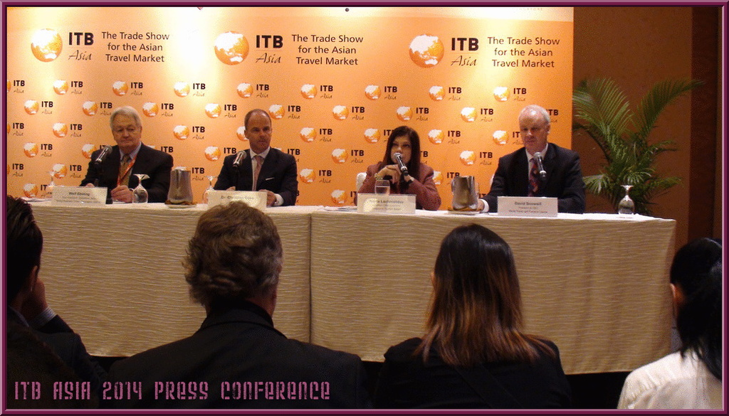 ITB Asia Press Conference