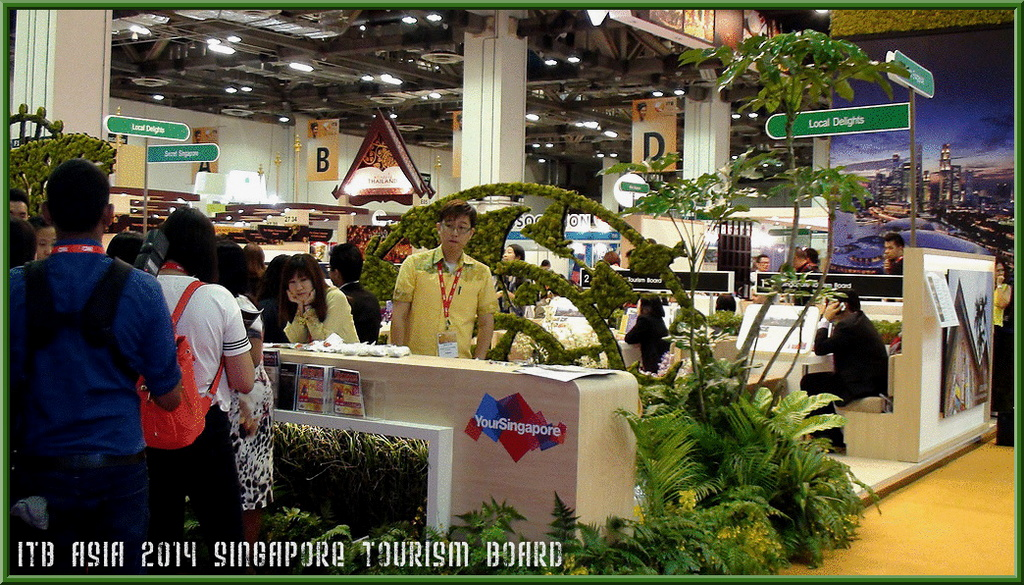 ITB Asia STB Booth