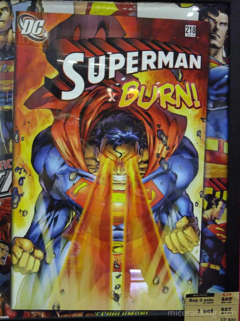 Comics (Superman)