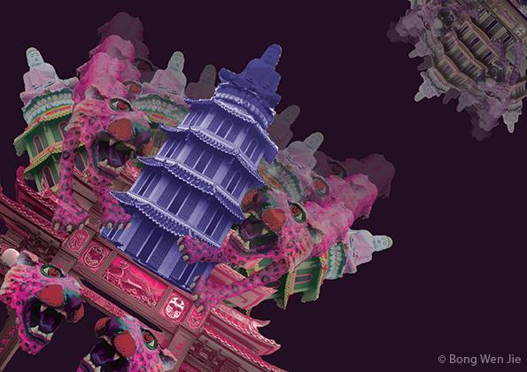 Haw Par Villa, by Bong Wen Jie.