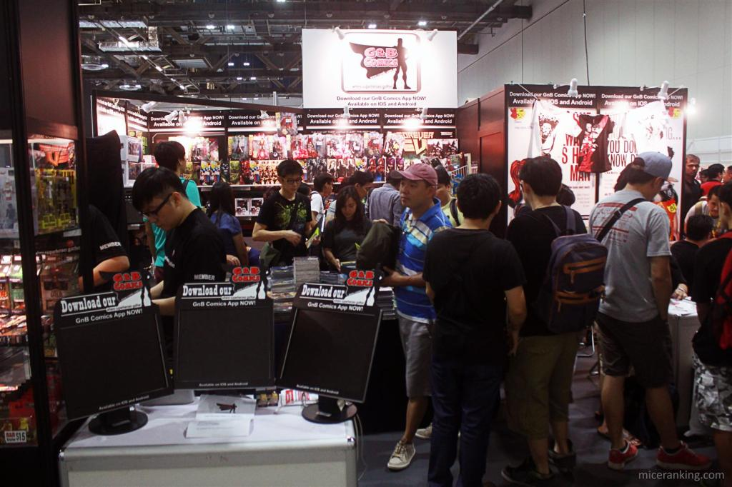 STGCC Crowd