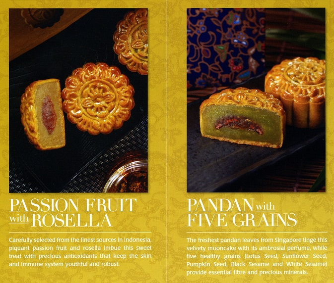 Singapore Airlines Mooncakes Takashimaya 1