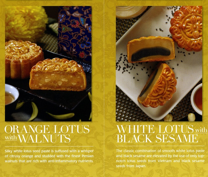 Singapore Airlines Mooncakes Takashimaya 2